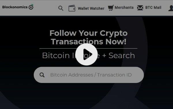 Bitcoin Address Balance | Block Explorer - Blockonomics